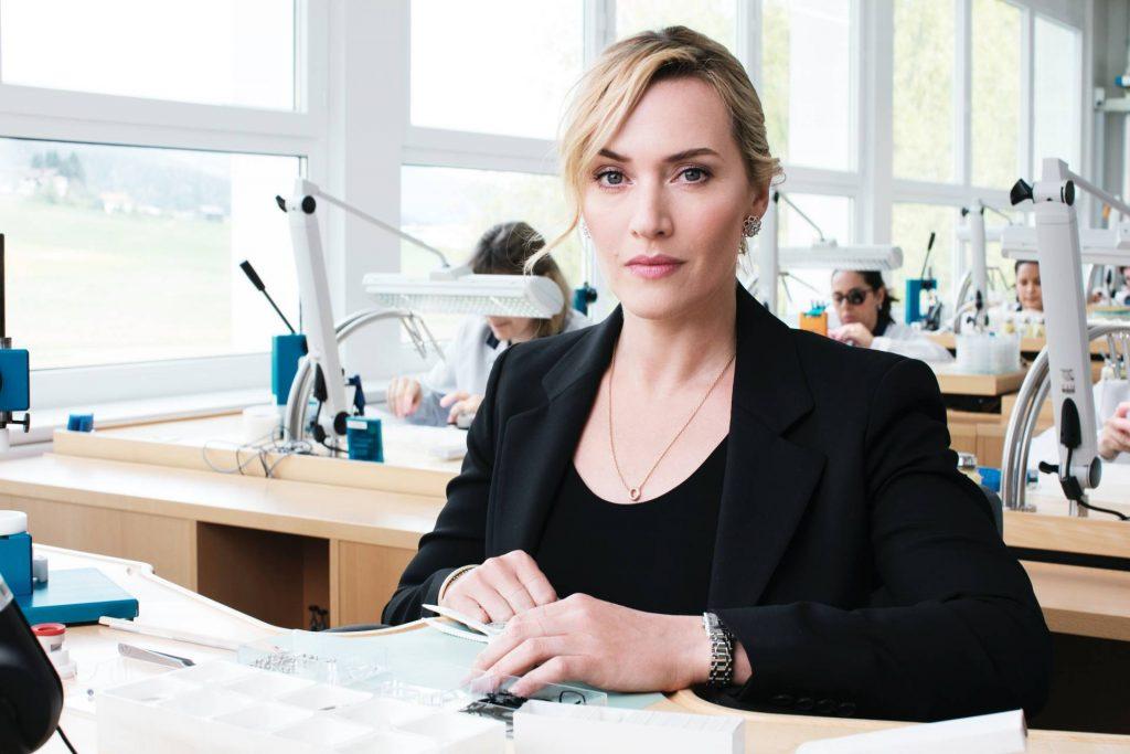 Kate Winslet Longines