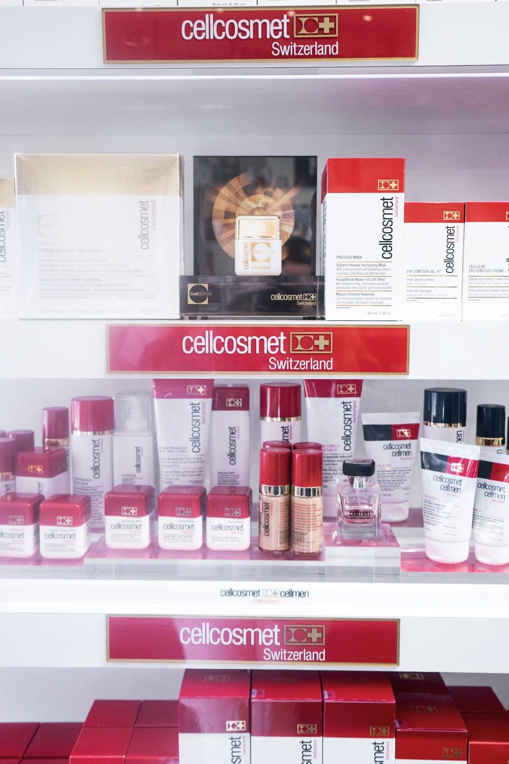 Cellcosmet Facial at Aldo Coppola, London